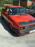 Polorase86's Golf II